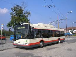 Trolejbus-Humpolecká