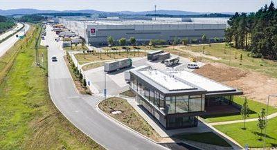 Nové skladové prostory pro Bosch budou v ČR